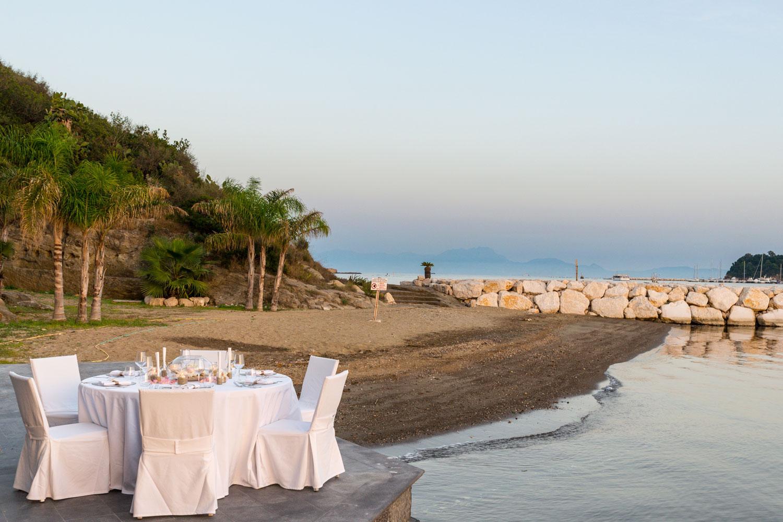 Location Matrimonio Spiaggia Napoli : Villa scalera bacoli spiaggia wedding party