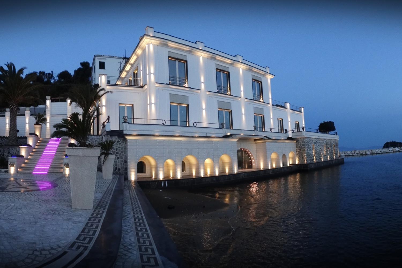 Matrimonio Spiaggia Bacoli : Villa per matrimoni napoli scalera ricevimenti eventi