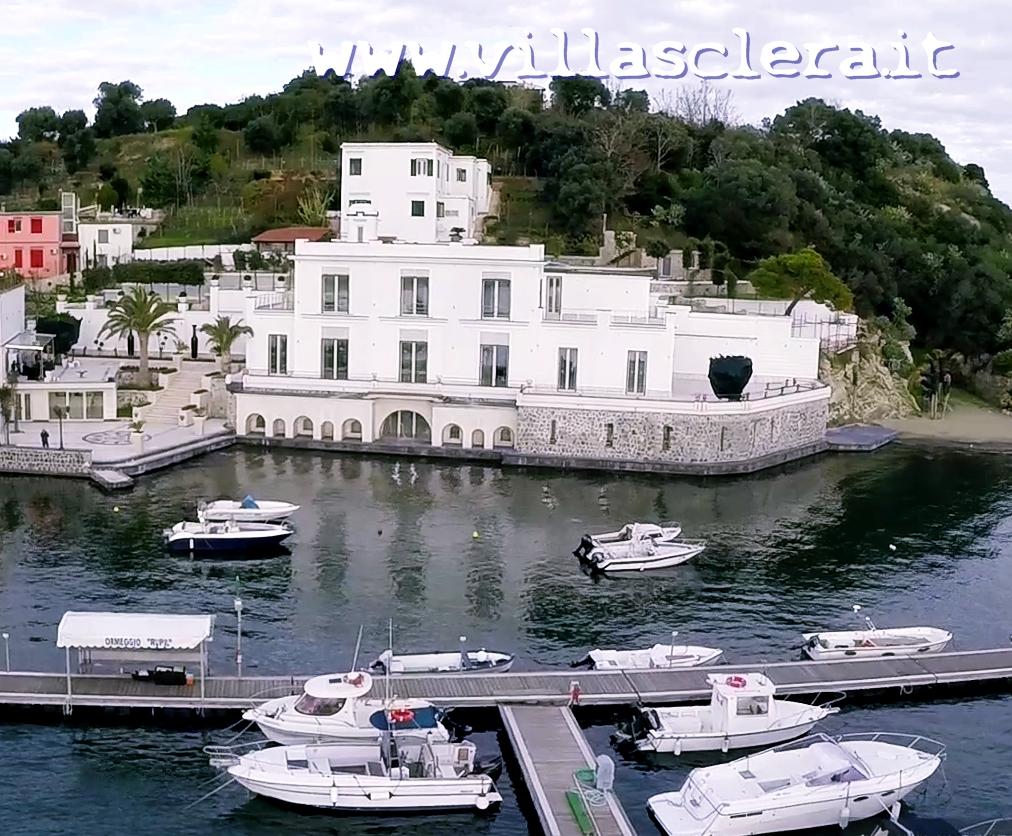 Bacoli piscina mirabilis villa scalera e la storia for Piscina e un nome primitivo