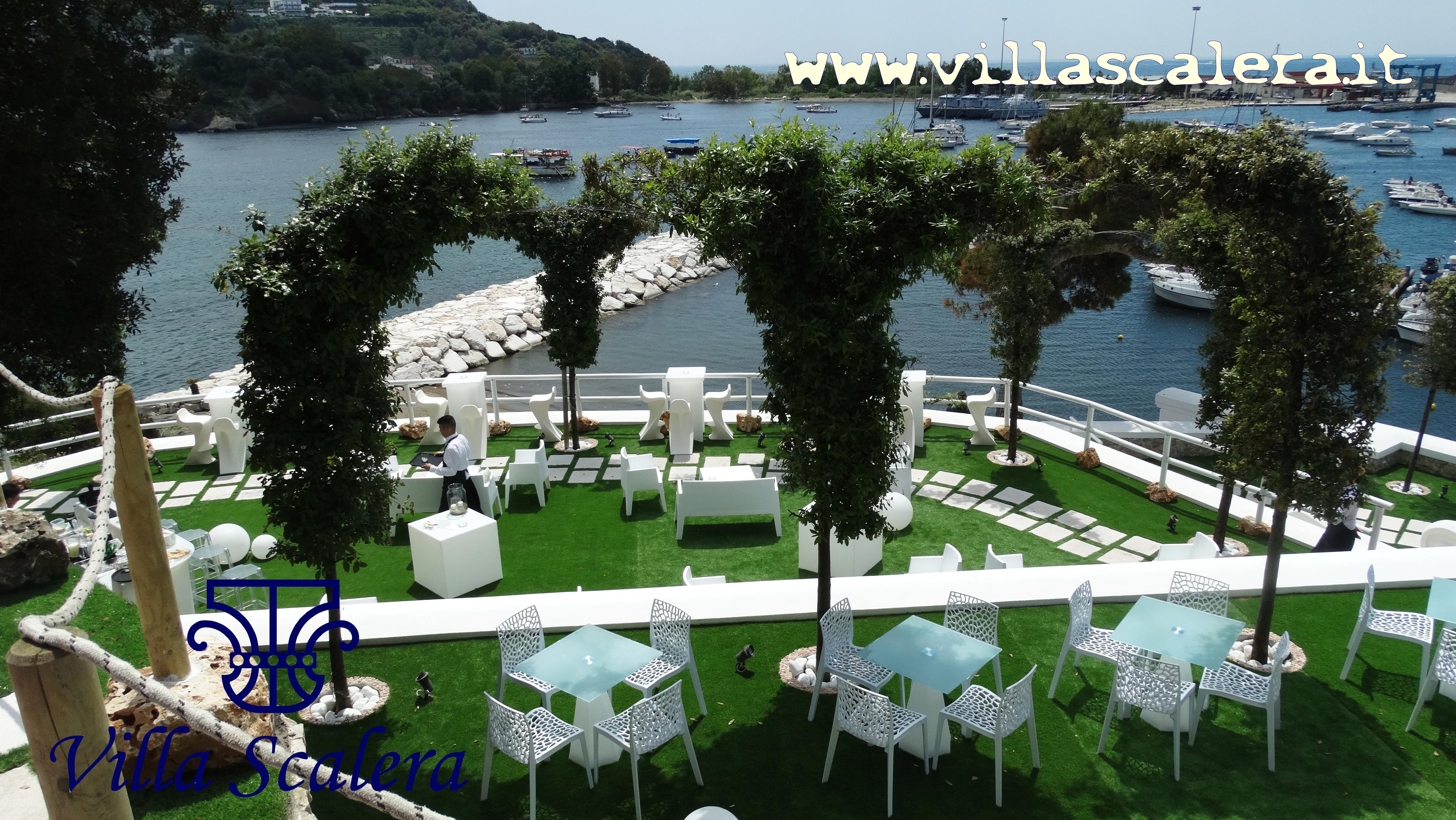 Matrimonio Spiaggia Bacoli : Aperitivo al matrimonio villa scalera