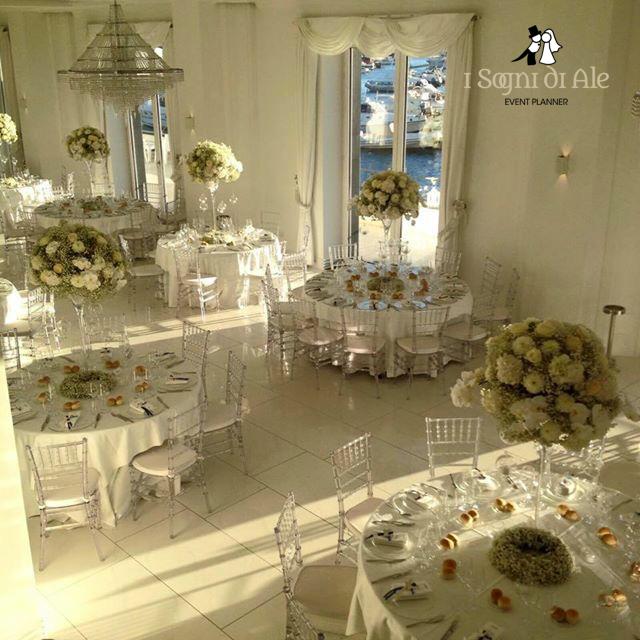 Cronaca di un matrimonio da sogno - Villa Scalera