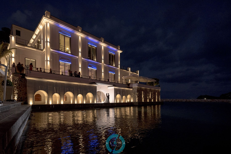 Matrimonio Spiaggia Bacoli : Villa scalera per matrimoni bacoli ricevimenti